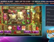 GAMBLE! 24 SPINS REPEATER! EXTRA CHILLI SLOT BIG WIN!