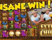 HUGE WIN!! Extra Chilli Big Win — Casino Games — online casino — (MUST SEE)