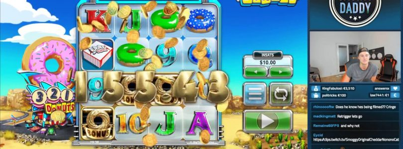 BIG WIN!!! Donuts BIG WIN — Casino Games — free spins (Online slots)
