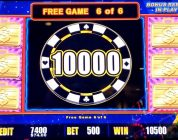 Lightning Link HIGH STAKES Max Bet Bonus NICE WIN | Lightning Link Feature & Free Games WON