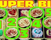 SUPER BIG WIN ★ PROGRESSIVE JACKPOT ★ 5 BONUS SYMBOL CURSE IS BROKEN!!