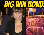 REX AND I TAKE ON SEX AND THE CITY! BIG WIN BONUS