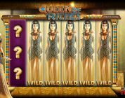 HUGE MEGA BIG WIN ON QUEEN OF RICHES SLOT (BTG) — 4€ BET!