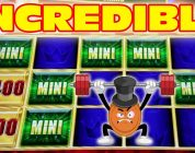 FIRST SPIN RETRIGGER!!!   ★   LEADS TO INCREDIBLE BIG WIN