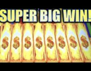 ★SUPER BIG WIN!★ SPIN IT GRAND (Aristocrat) Slot Machine Bonus