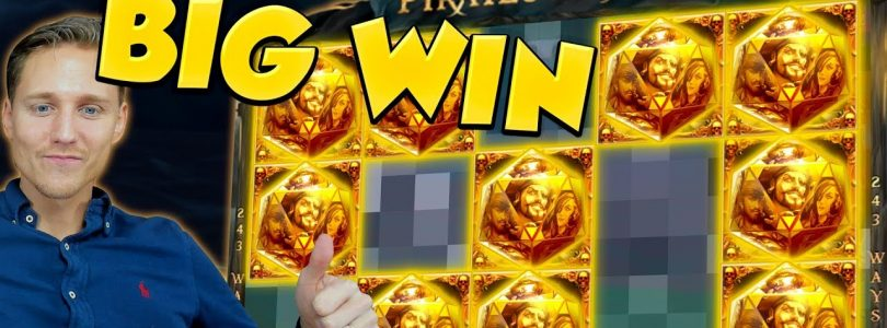 BIG WIN!!! Pirates Charm — Huge Win — Casino Games — free spins (Online Casino)