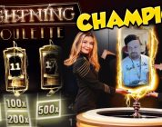 BIG WIN!!! Lightning roulette Huge Win — Casino Games — Slots (table games)