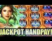 ★JACKPOT HANDPAY!!★ MISTRESS OF MAGIC @SAN MANUEL CASINO! BIG WIN! Slot Machine Bonus (Aristocrat)