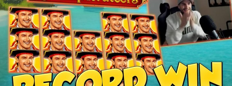RECORD WIN!!! Age of Privateers Big win — Casino Games — Online slots — Huge Win
