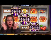 Max Bet Big Win * Quick Hits slot Machine * RETRIGGER INSANTY* see it to believe it !!!!