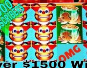 ★MASSIVE WIN★ Lucky Honeycomb Twin Fever Slot ★MEGA BIG WIN★ FROM $200.00 TO Over HANDPAY JACKPOT !