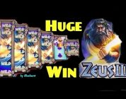 ZEUS III slot machine Max Bet MEGA BIG WIN BONUS!
