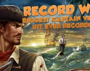 BIG WIN!!!! Captain Venture — RECORD WIN — Casino Games — bonus round (Casino Slots)