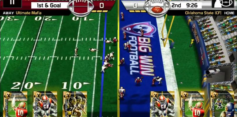 THIS GAME HATES ME — BIG WIN FOOTBALL