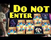 The WALKING DEAD slot machine Max bet 5 BONUS SYMBOLS BIG WIN!