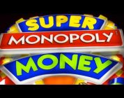 Super Monopoly Money Slot Machine Bonus-BIG WIN! MAX BET!