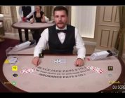 40k bet live blackjack big win