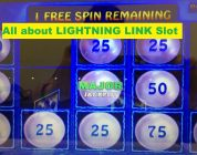 ★SUPER BIG WIN★All about LIGHTNING LINK Slot machine☆☆10 cent denom☆Las Vegas $2.50 Bet