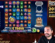 €19500 MEGA BIG WIN | Reactoonz | Roshtein