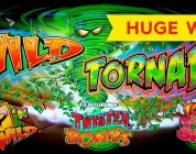 Wild Tornado Slot — INCREDIBLE HIT — BIG WIN BONUS!