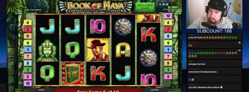 Mega Big Win — Book Of Maya Slot ! 5 Explorers!