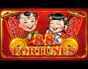88 Fortunes Bonuses BIG WIN!!!