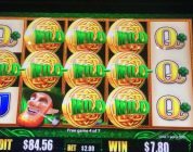 Wild Leprechauns slot machine pokie free spins bonus BIG WIN!