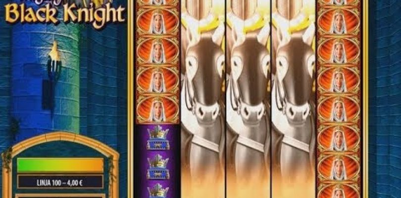 Mighty Black Knight — Free Spins Big Win! ( Author: Marteau )