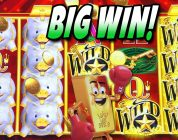 ★ BIG WIN ★ New! GOLD BONANZA SLOT MACHINE BONUS & JACKPOT FEATURES Aristocrat Slots