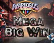 MEGA BIG WIN on Warlords: Crystals of Power — NetEnt Slot — 4,50€ BET!