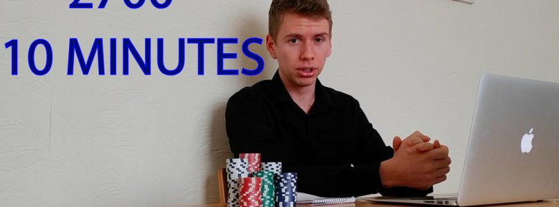 BET BIG — WIN BIG: £700 In 10 Minutes, The BEST Roulette Stretegy?
