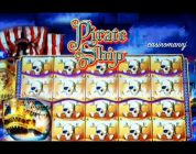 Pirate Ship Slot — **BIG WIN** — Slot Machine Bonus