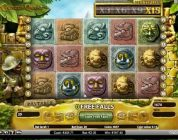 Gonzos Quest Slot —  Free Falls with 2 Euro — Big Win (466x Bet)