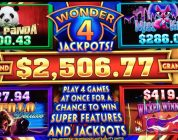 $10 WONDER 4 JACKPOTS ✦Live Play with BIG WIN!✦ Slot Machine at San Manuel SoCal