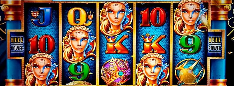 Fortunes of Atlantis Slot — SUPER FEATURE BONUS and BIG WINS!