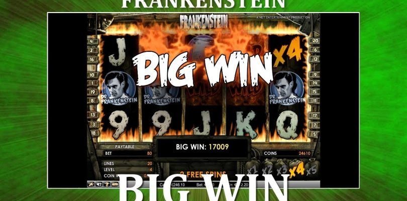 BIG WIN  — Frankenstein