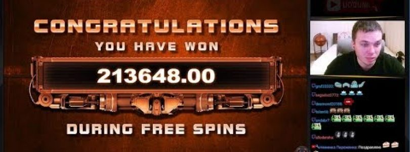 HOT MOD — MEGA BIG WIN. RECORD, SLOT TERMINATOR 2.