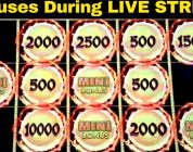 88 Fortunes Slot BIG WIN | Dragons Link Max Bet Bonus | Dancing Drums Big WIn | Super Rise Of Ra