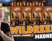 HUGE WIN!! Katana Big Win — Casino Games — online casino (16€ bet)