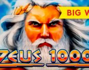 Zeus 1000 Slot — SHORT & SWEET — Big Win Bonus!