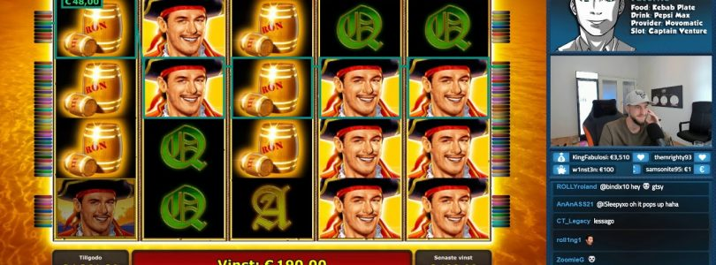HUGE WIN!! Age of Privateers Big Win — Casino Games — Slots