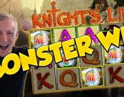 BIG WIN!!! Knights Life HUGE — Casino Games — free spins (Online slots)