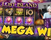 BIG WIN!!! Lost Island Huge Win from LIVE Stream — Slots (free spins)