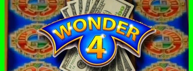 BIG WIN! I GOT THE TOWER BONUS! BIG WINS on Wonder 4 Slot Machine Bonuses With SDGuy1234!