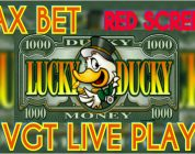 **LUCKY DUCKY** VGT LIVE PLAY!   $3 MAX BET! $BIG WIN!!$