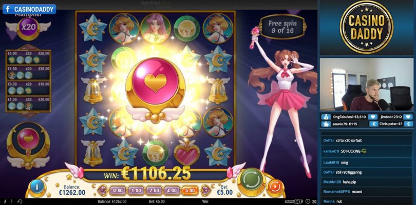BIG WIN!!! Moon Princess BIG WIN — Slots — Casino games (Online slots)