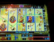 Pharohs Fortune slot bonus, max bet BIG WIN