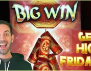 BIG WINS in HIGH LIMIT ✦ Up to $25/Spin! ✦HL Slot Machines Fridays — Top Dollar, Pink Diamond +MORE