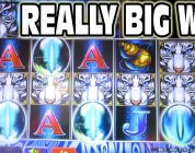 KICKSTART YOUR LUCK & GET THAT REALLY BIG WIN — Slot Machine Big Win Bonus Videos