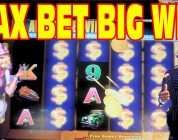 Gangster's Gold * MAX BET BIG WIN * Slot Machine Bonus